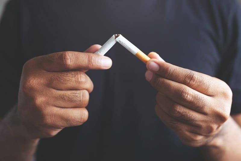 Rauchfrei werden